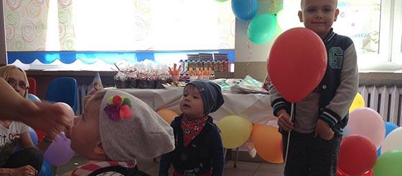 Dzień Dziecka w naszej przychodni :)